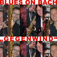 CD-Cover: GEGENWIND – Blues On Bach