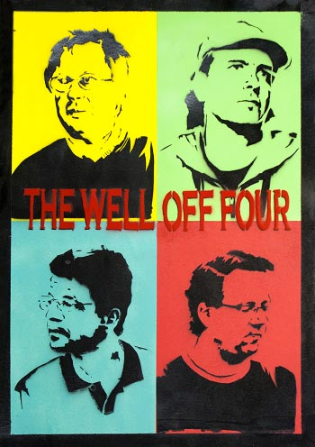 THE WELL OFF FOUR